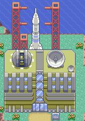 Centro Spaziale di Verdeazzupoli