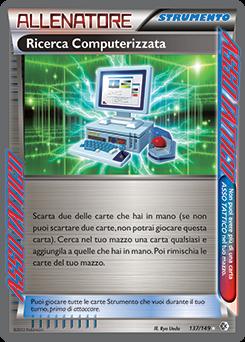 Set Base ITALIANO POKEMON Ricerca Computerizzata 71//102
