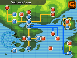 Grotta Vulcanica sulla mappa di Almia