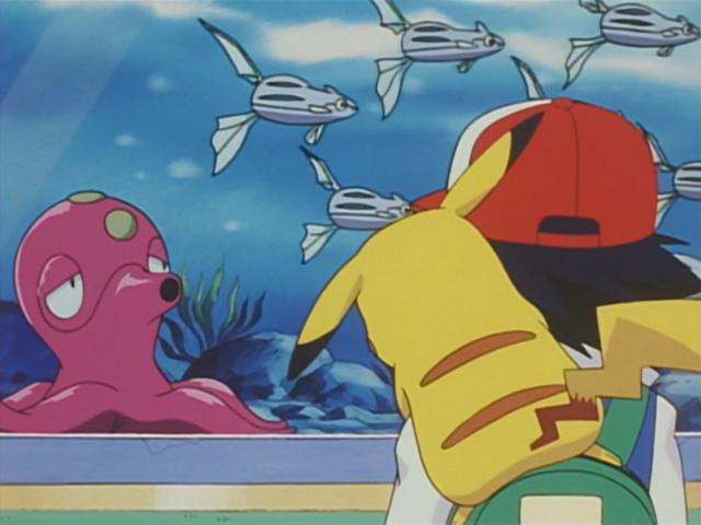 Il Pokémon messo da parte
