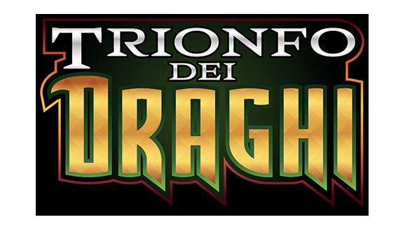 Risultati immagini per trionfo dei draghi logo