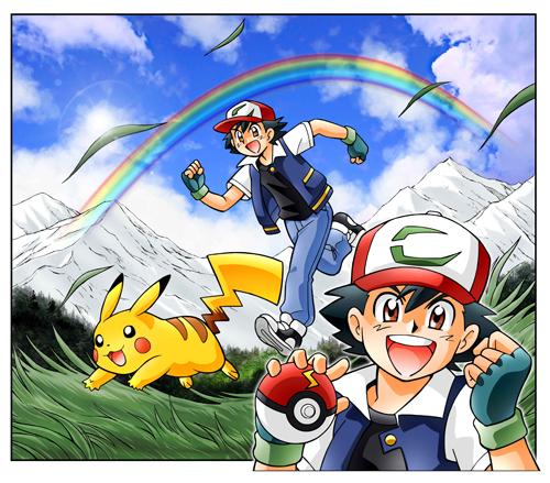 I Choose You! (manga) - Pokémon Central Wiki