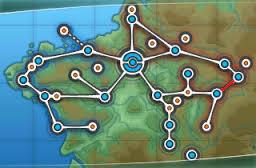 Kalos Percorso 19 Map.png