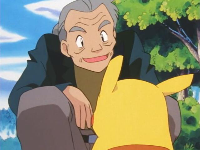 L'uomo che sussurrava ai Pokémon