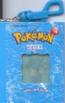 Libro Water Pokemon Keyhain.jpg