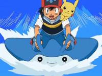 Mantyke di L'Accademia Pokémon estiva