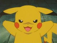 Pikachu di Jessie