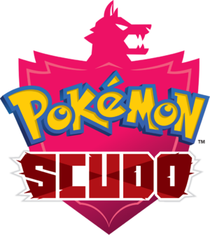 Logo di Pokémon Scudo