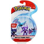 Figure Sableye e Zubat 2 pollici della Wicked Cool Toys - Collezione Pokémon 2 Inch Figure Battle Packs Series 2 2019.jpg