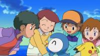 La Scuola Pokémon marina!