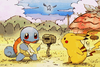 Artwork Squirtle Pikachu PMDRB.png