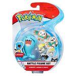 Figure Wobbuffet Jangmo-o e Rowlet da 2 3 e 4.5 pollici della Wicked Cool Toys - Collezione Pokémon Battle Figure Set 2018.jpg