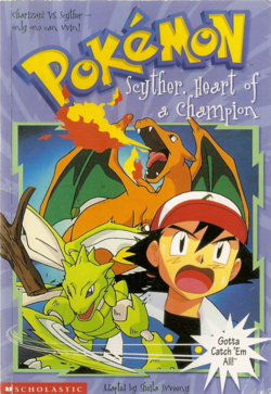 Scyther Heart of a Champion copertina.png