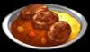 Curry con hamburger M.png
