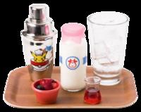 Shakerato di Latte Mumu alle Bacche (Pokémon Café Tokyo DX).png