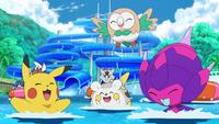 I Choose Here! Pokémon Hot Spring Paradise!!