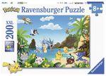 Puzzle da 200 pezzi 33x23x3cm No.128402 della Ravensburger (2018).jpg