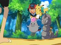 Spoink di L'Accademia Pokémon estiva