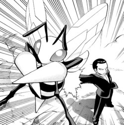 Giovanni Beedrill Adventures.png