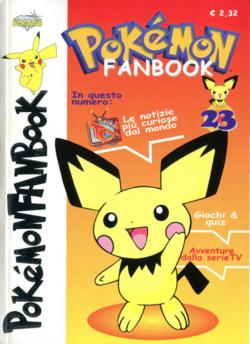 Rivista Pokémon FanBook 23 - Anno 7 (Edizioni Diamond).png