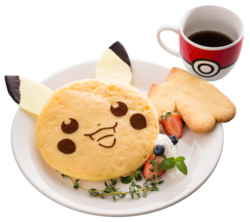 Dolce Frittella di Pikachu (Pokémon Café Everything with Fries di Singapore).png