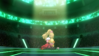 Aim to be the Kalos Queen! Serena Makes her Debut!!