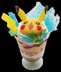 Semifreddo dai diecimila volt di Pikachu (Pikachu Café).png