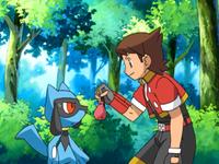 Pokémon Ranger e il rapimento di Riolu (parte 1)