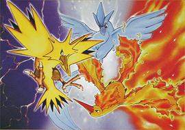 Pokémon Leggendari Pokémon Central Wiki