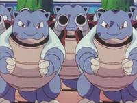Team Blastoise