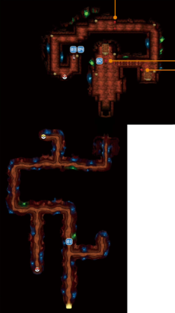Grotta dei Bagliori