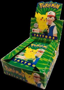 Box Italy Europea Pokémon Tattoos Topps.png