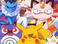 Pokémon controllati di Butch
