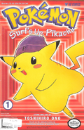 Surf's Up, Pikachu issue 1