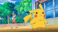 Pikachu di Ayumi