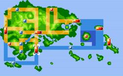 Porto Selcepoli map.png