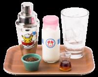 Shakerato di Latte Mumu al Cioccolato (Pokémon Café Tokyo DX).png