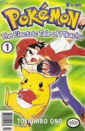 The Electric Tale of Pikachu issue 1