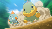 Panic! Gokulin Ball!! Come on, Kamukame - The Turtle Race!