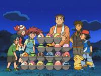 Gli allevatori di uova Pokémon