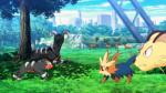 Colline Pokémon Herdier Houndour.png