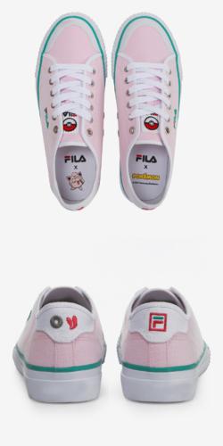 Fila x Pokemon Classic Kicks B Jigglypuff FS1SIA1223X PNK.png