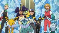 Il Team Eevee e la Squadra di Soccorso Pokémon!