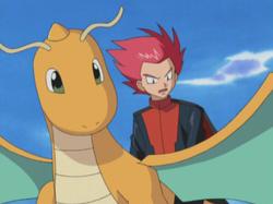 Risultati immagini per Lance e Dragonite