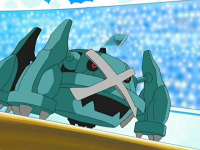 Metagross di Psychic