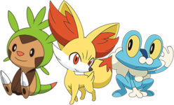 Artwork Pokémon iniziali Kalos anime XY 2.png