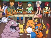 L'accademia Pokémon estiva!