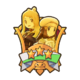 Masters Emblema Due dolci amiche 3★.png