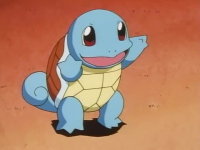 Squirtle di Gentleman