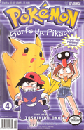 Surf's Up, Pikachu issue 4